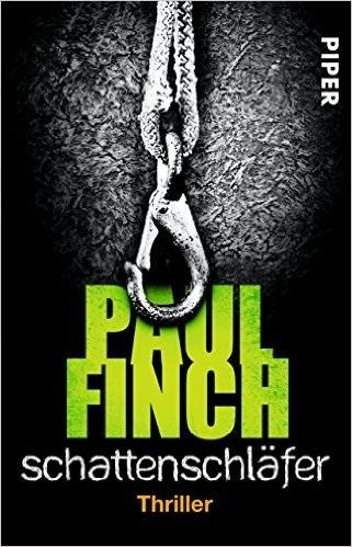 Schattenschläfer - Paul Finch