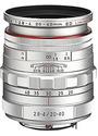 Pentax HD DA 20-40 mm F2,8-4 ED Limited DC WR 55 mm Filtergewinde (Pentax K Anschluss) silber