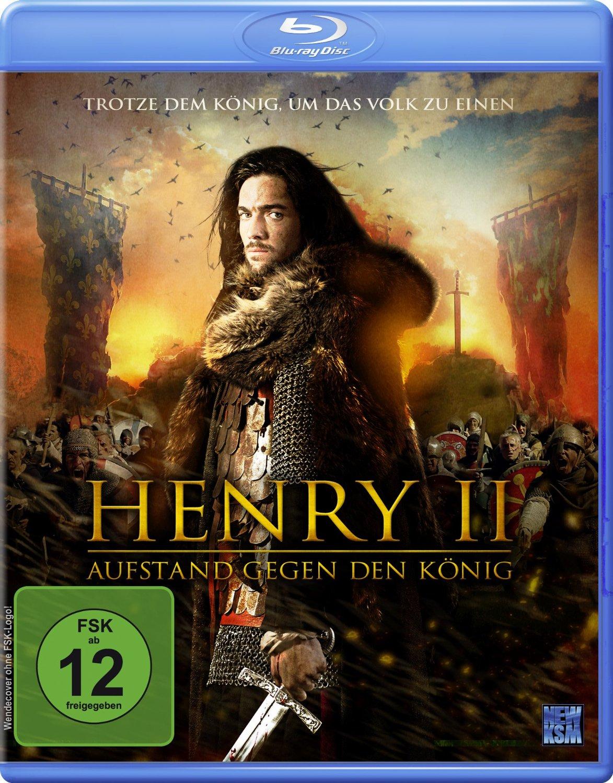 Henry II - Aufstand gegen den König