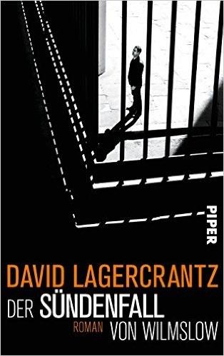 Der Sündenfall von Wilmslow - David Lagercrantz