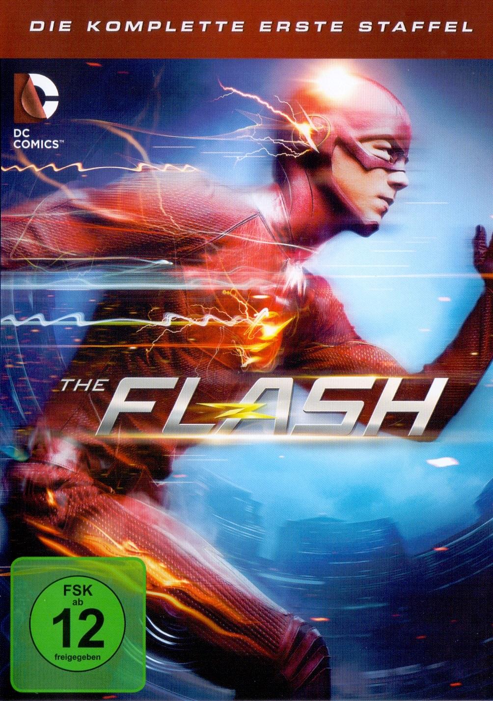 The Flash - Die komplette erste Staffel [5 DVDs]