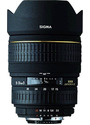 Sigma 15-30 mm 3.5-4.5 EX DG IF ASP 82 mm Filtergewinde(Canon EF Anschluss) schwarz