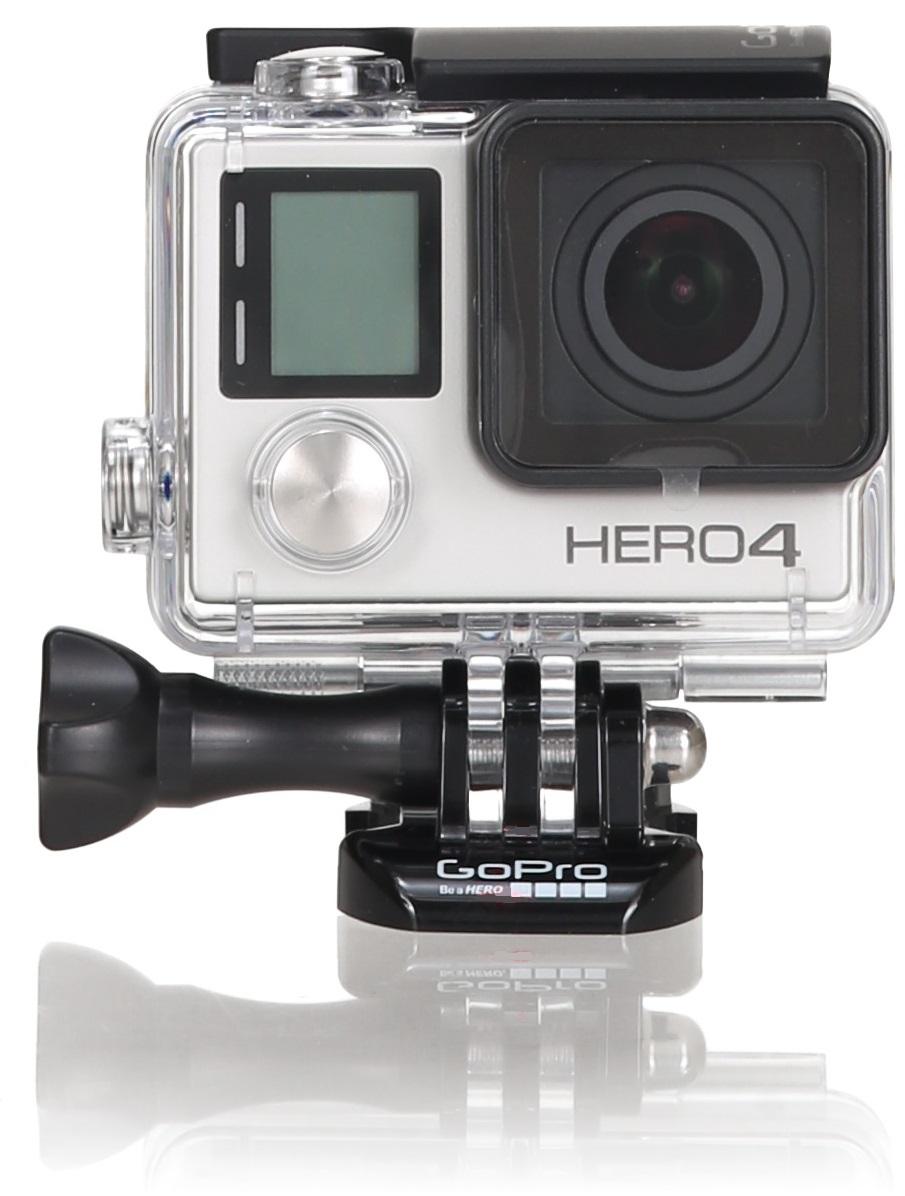 GoPro HERO4 Silver Standard