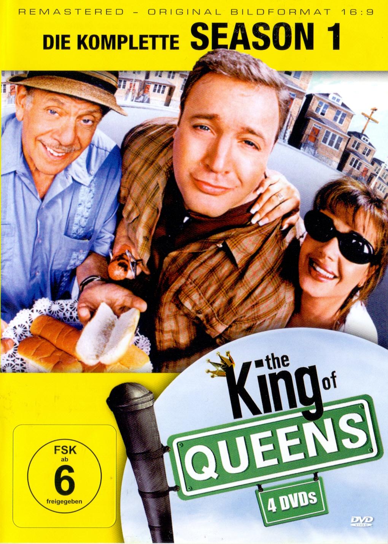 The King of Queens: Die komplette Season 1 [4 DVDs]