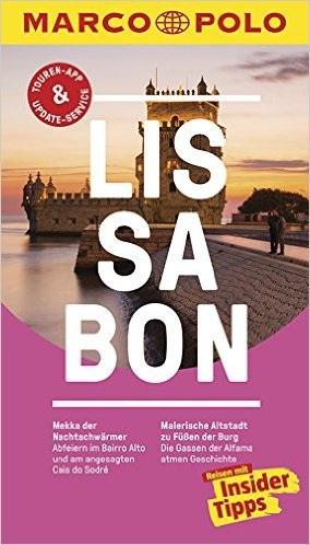 MARCO POLO Reiseführer: Lissabon - Reisen mit Insider-Tipps - Kathleen Becker [15. Auflage 2016]