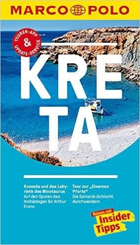 MARCO POLO Reiseführer: Kreta - Reisen mit Insider-Tipps - Klaus Bötig [20. Auflage 2016]