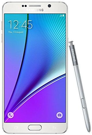 Samsung N920C Galaxy Note 5 32Go perle blanc