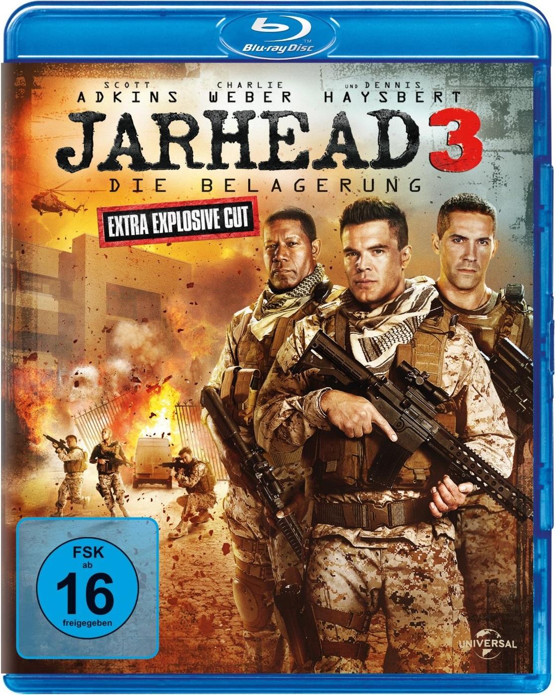 Jarhead 3 - Die Belagerung - Extra Explosive Cut
