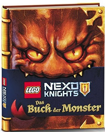 LEGO® Nexo Knights: Das Buch der Monster - John Derevlany, Mark Hoffmeier