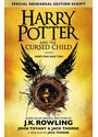 Harry Potter and the Cursed Child - Parts I & II - Joanne K. Rowling [Hardcover]