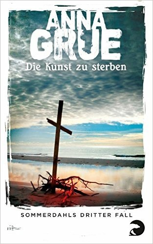 Der kahle Detektiv: Band 3 - Die Kunst zu sterben - Anna Grue