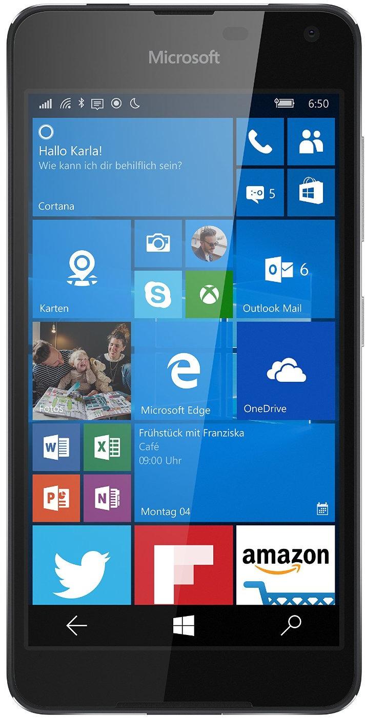 Microsoft Lumia 650 16GB schwarz