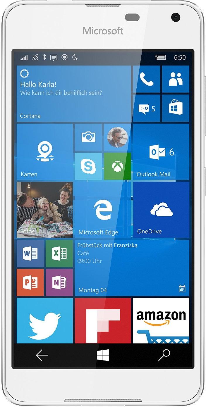Microsoft Lumia 650 16GB weiß