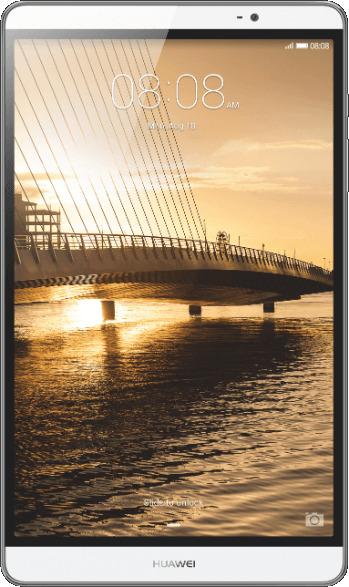 Huawei MediaPad M2 8.0 8 16GB [Wi-Fi + 4G] silver