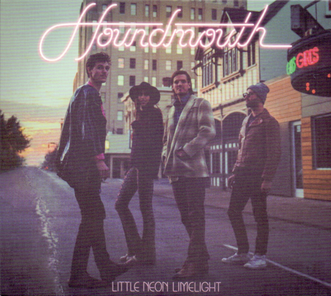 Houndmouth - Little Neon Limelight [Import]