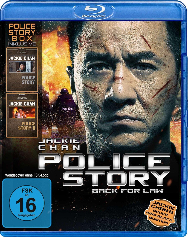 Jackie Chan - Police Story Box [3 Discs]