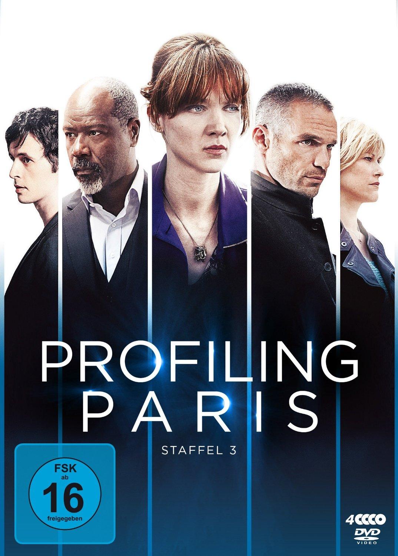Profiling Paris - Staffel 3 [4 DVDs]