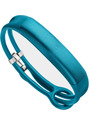Jawbone UP2 Lightweight Thin Strap turquoise circle