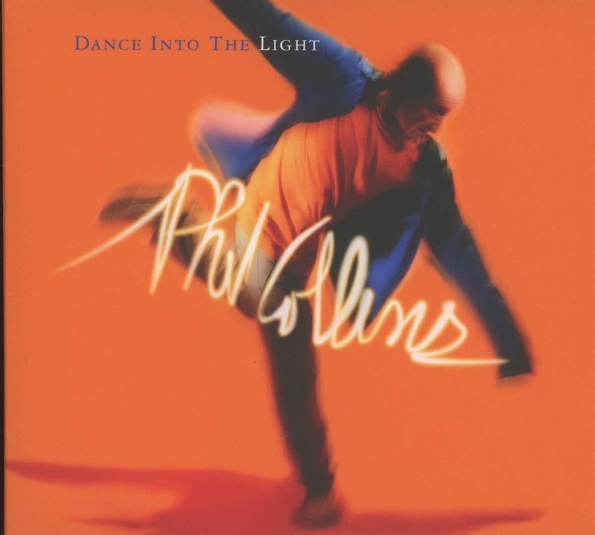 Phil Collins - Dance Into the Light [Deluxe Edition, Doppel-CD]