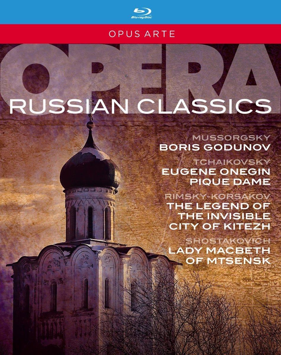 Russian Opera Classics [5 Discs]