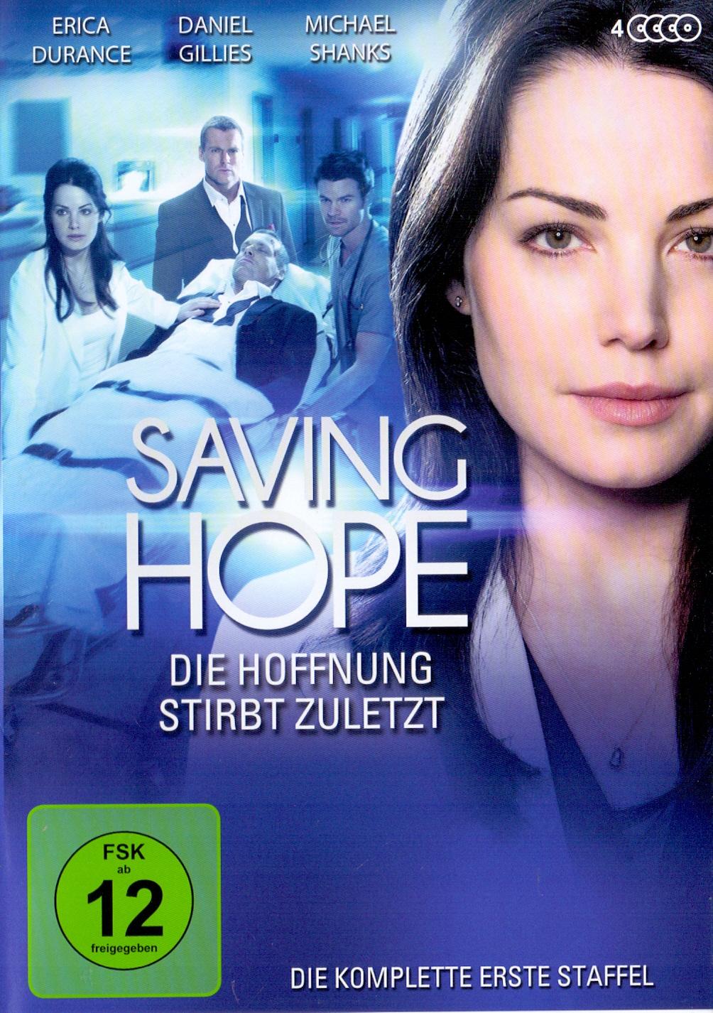 Saving Hope - Die Hoffnung stirbt zuletzt: Die komplette erste Staffel [4 DVDs]