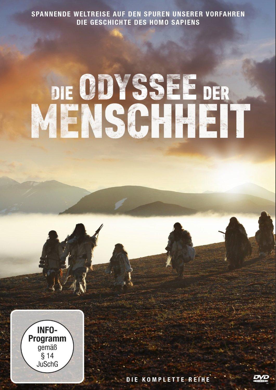 Die Odyssee der Menschheit - Die Geschichte des Homo sapiens