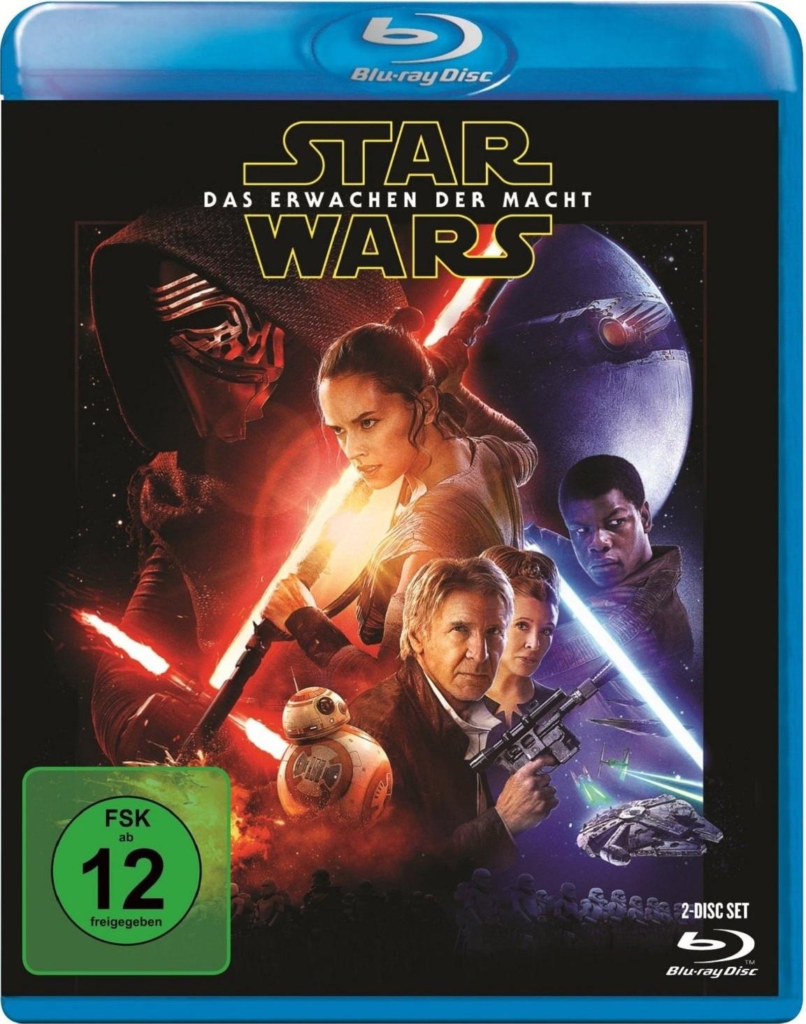 Star Wars: Das Erwachen der Macht [2 Discs]