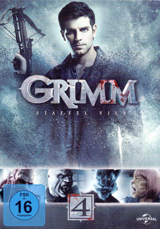 Grimm: Staffel vier [6 DVDs]