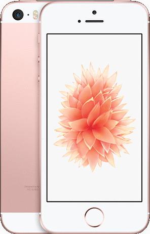 Apple iPhone SE 64GB oro rosa