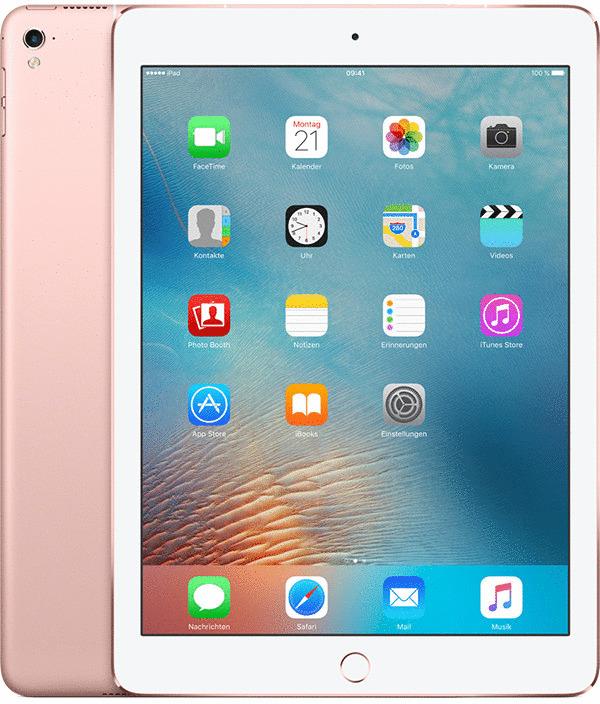 Apple iPad Pro 9,7 32GB [Wi-Fi + Cellular] roségold