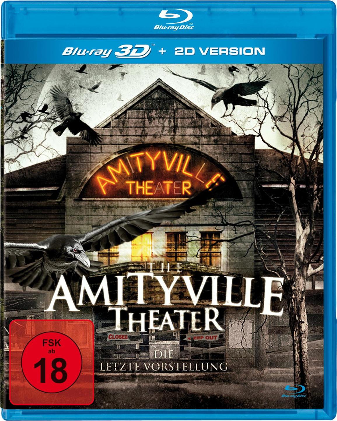 Amityville Theater - Die letzte Vorstellung [3D]
