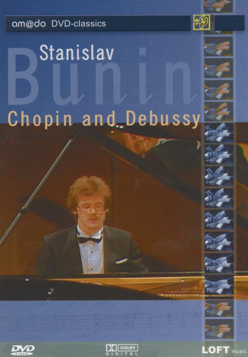 Stanislav Bunin spielt Chopin und Debussy