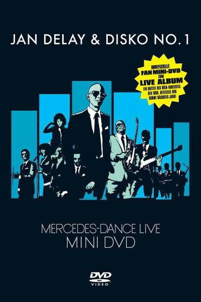 Jan Delay - Mercedes Dance [Mini -DVD]