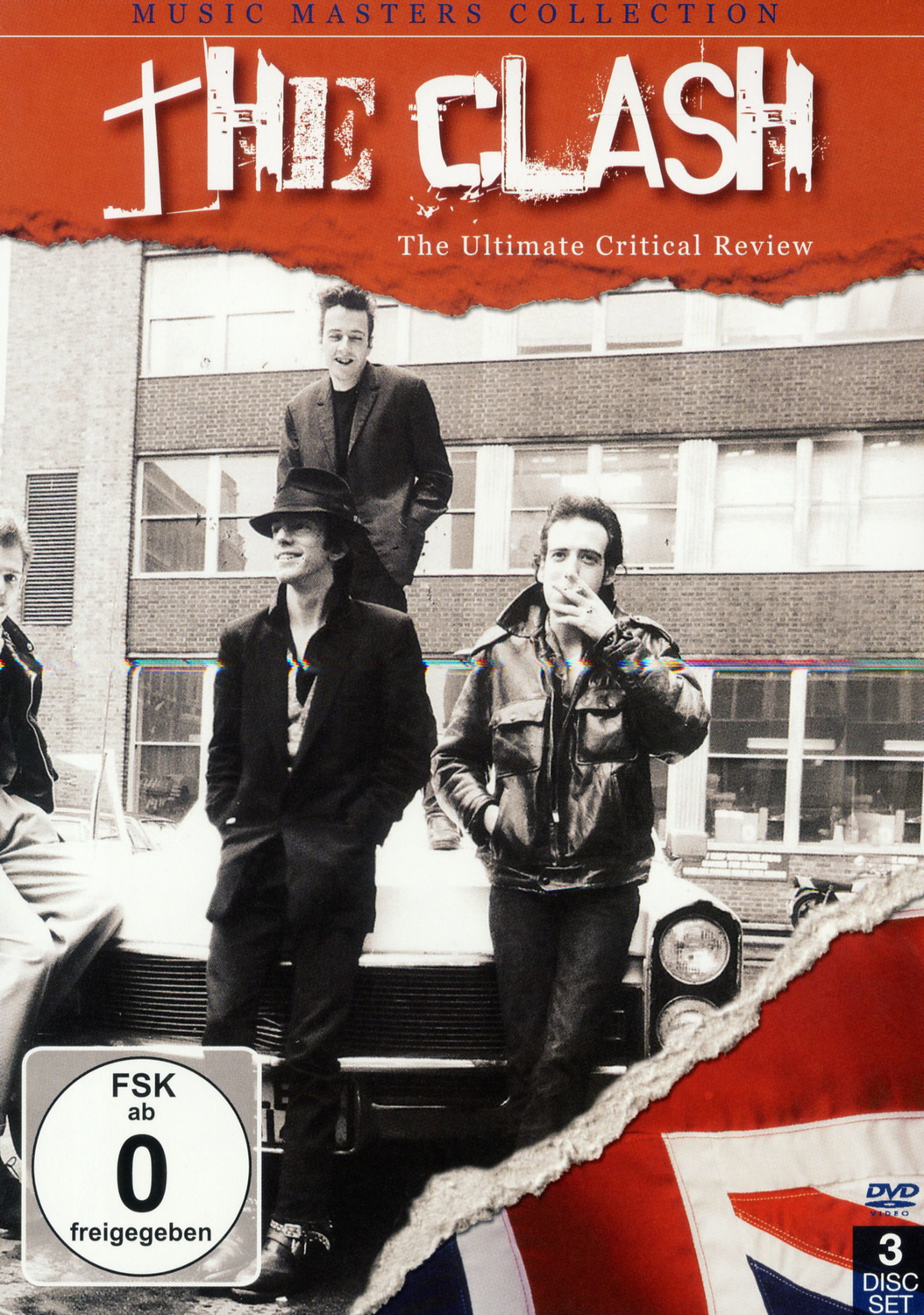 The Clash - Music Masters Collection [3 Discs]