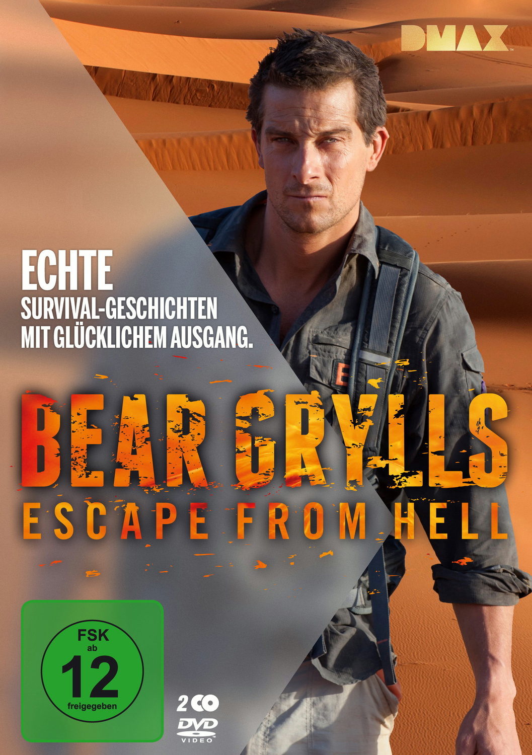 Bear Grylls - Escape from Hell [2 Discs]