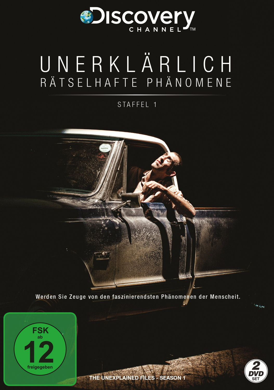 Unerklärlich - Rätselhafte Phänomene, Staffel 1...