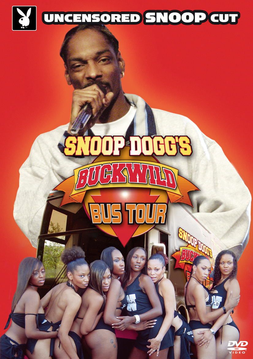 Snoop Dogg´s Buckwild Bus Tour