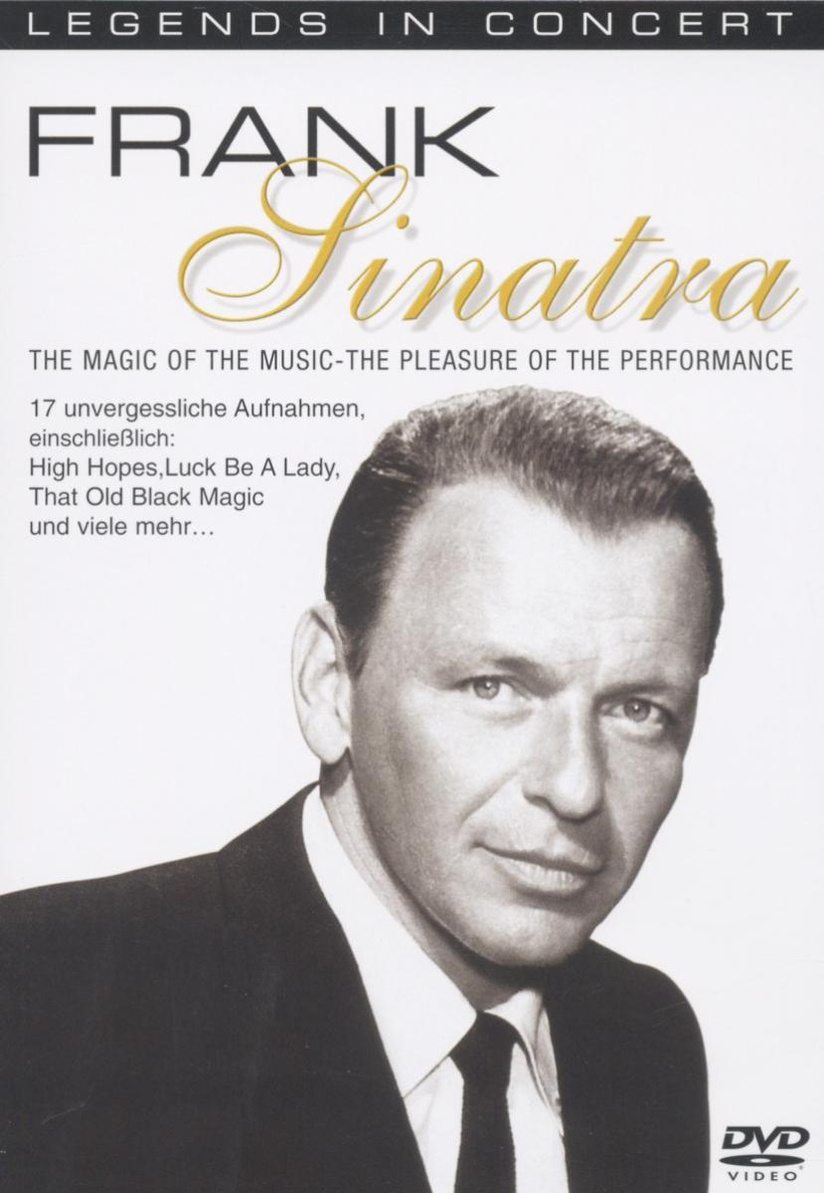Frank Sinatra - The Magic of the Music [Legends...