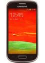 Samsung I8200 Galaxy S III mini 8GB [Value Edition] braun