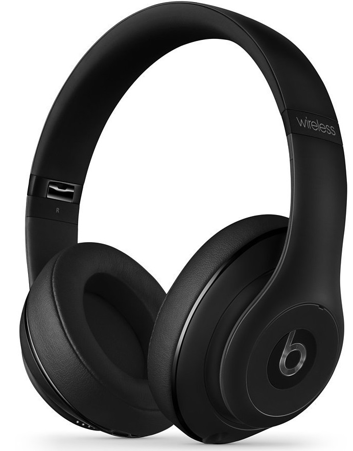 Beats by Dr. Dre Studio Wireless mattschwarz