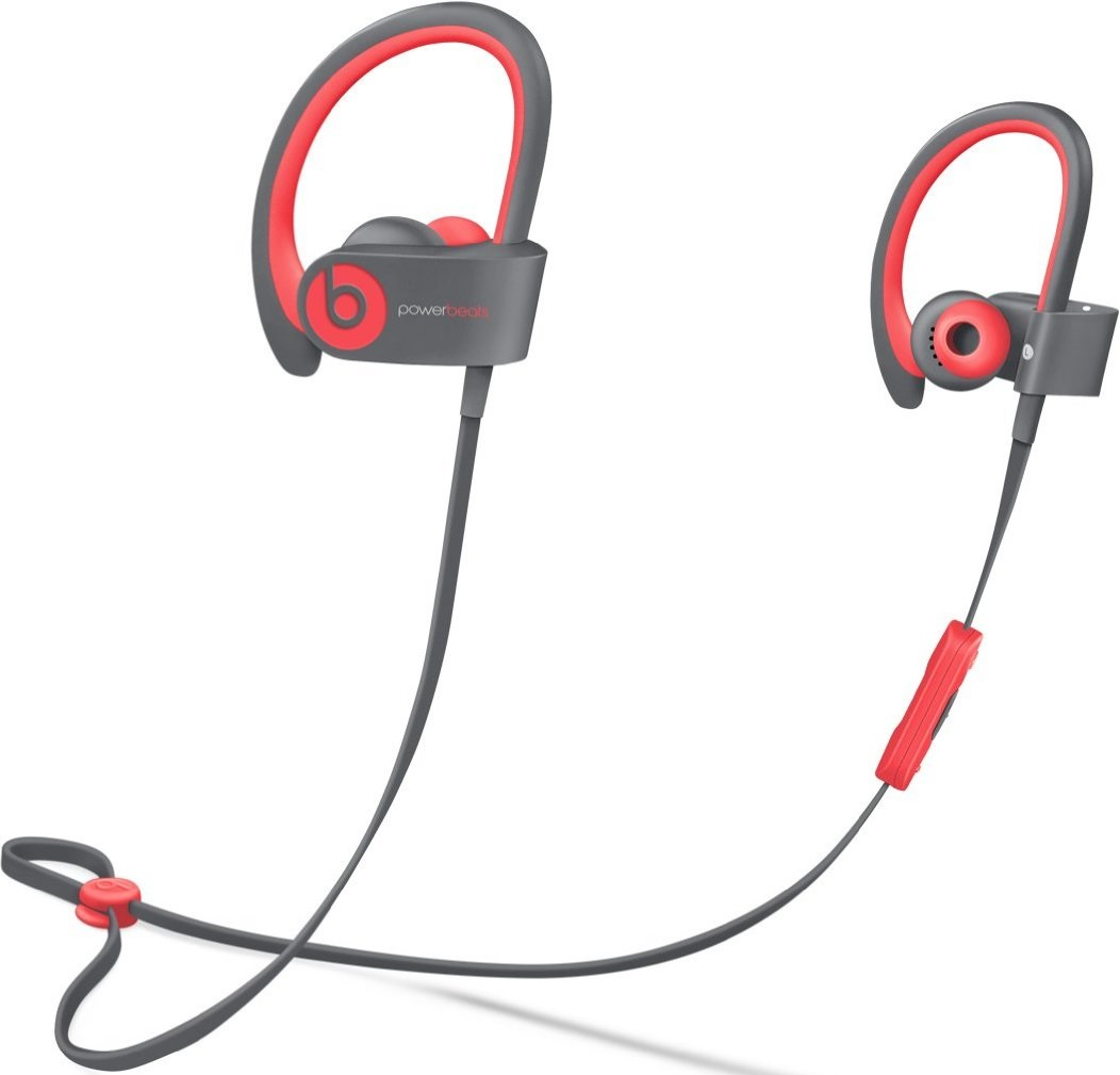 Beats by Dr. Dre Powerbeats² Wireless siren red