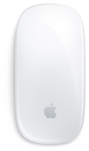 Apple Magic Mouse 2 [Bluetooth] weiß