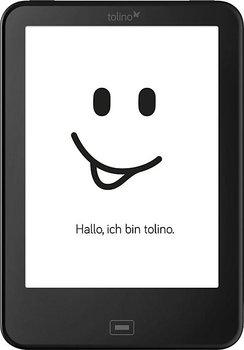Tolino Vision 3 HD 6 4GB [Wi-Fi] schwarz