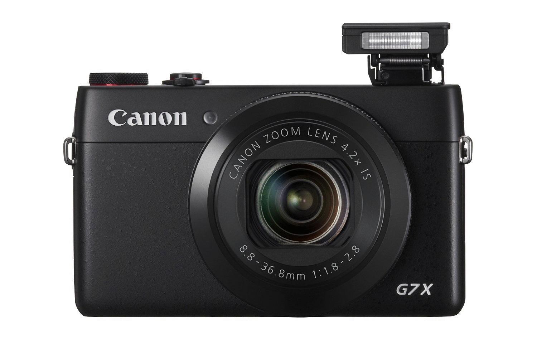 canon powershot g7 x nero