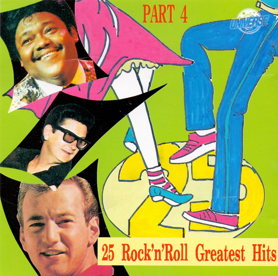 Various - 25 Greatest Rock N´Roll Hits - Part 4