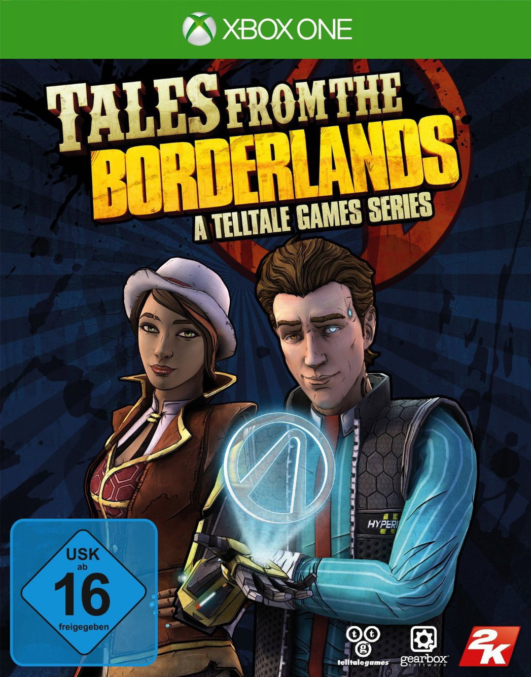Tales From The Borderlands - A Telltale Games S...