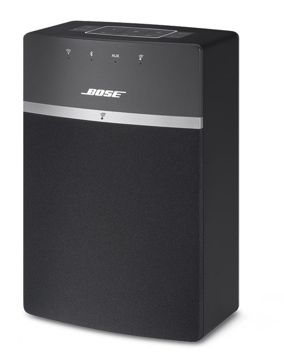 bose soundtouch 10 series wireless music system nero