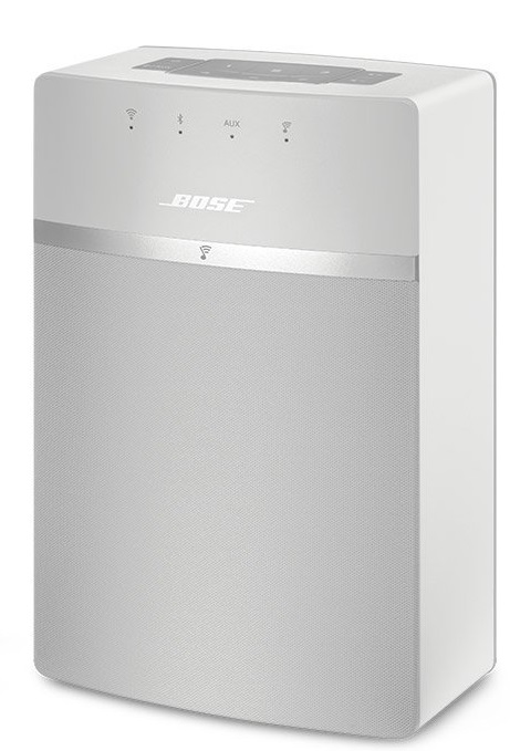 bose soundtouch 10 series wireless music system bianco