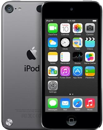 Vorschaubild von Apple iPod touch 5G 16GB grey