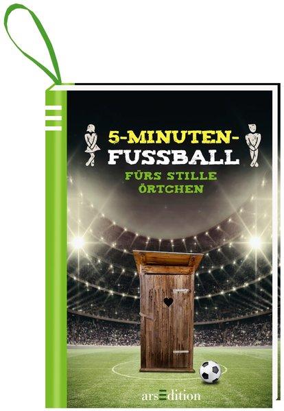 5-Minuten-Fußball fürs stille Örtchen. 5-Minute...
